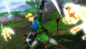 Hyrule Warriors Link