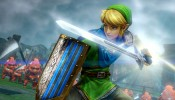Hyrule Warriors Link Close Up