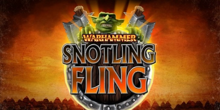 Oh, Look, Another Warhammer Game For Your Mobile Device. Warhammer Snotling Fling Literally Launches Today