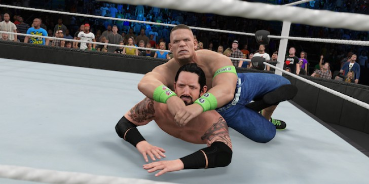 'WWE 2K15' PC Version Out Now, Will Include All DLC As Free Download