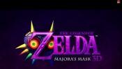 The Legend of Zelda: Majora's Mask 3D Announced!