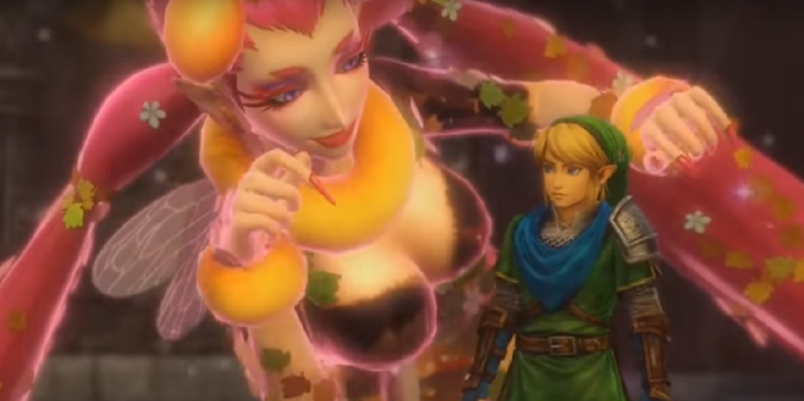 'Hyrule Warriors' Latest Update, DLC Coming, to Feature Zelda 3DS Characters