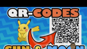 HOW TO USE QR CODES IN POKEMON SUN AND POKEMON MOON!