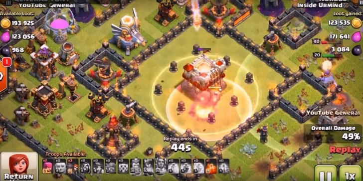 'Clash Of Clans' 2016 Latest News & Update: Fast-Forward Feature Trial Period? 24-Hour Free Gem Mining In COC December Update?