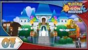 Pokémon Sun And Moon - Part 7 | Festival Plaza! [NEW Nintendo 3DS 100% Walkthrough]