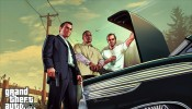 Grand Theft Auto V: Three Protagonist the trunk