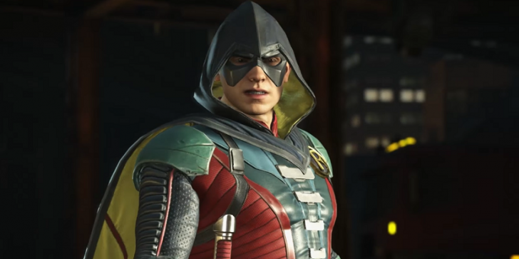 'Injustice 2' Beta Invites & New Character Gameplay Released