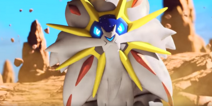 'Pokemon Sun & Moon' Marks First Global Mission Completion