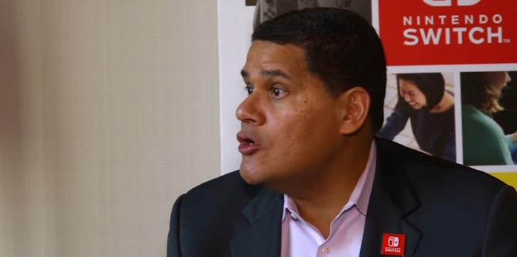 Reggie Fils-Aime Responds To Some Nintendo Switch Concerns