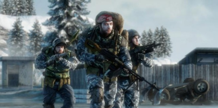 Battlefield: Bad Company is not EA's 'main focus'